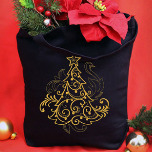 Featured Pack: Christmas Filigree Flourish (Goldwork)