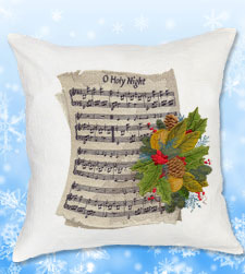 Festive Christmas embroidery designs.