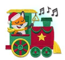 Embroidery Library - Christmas Chorus