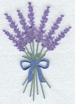 Embroidery Design Wildflower