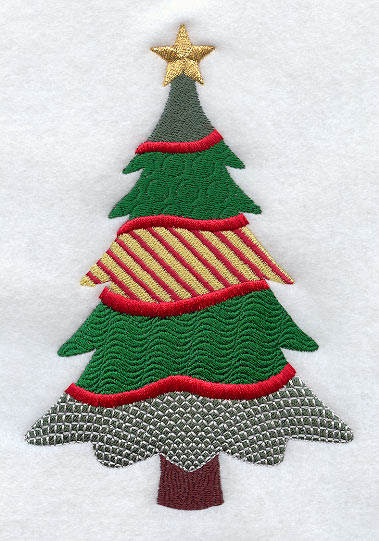 Patchwork Christmas Patterns