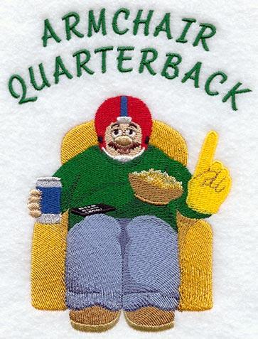 monday morning armchair quarterback 1