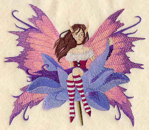 Machine Embroidery Designs at Embroidery Library Fairy