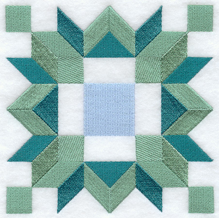 Machine Embroidery Designs at Embroidery Library! - Embroidery Library : friendship star quilt block - Adamdwight.com