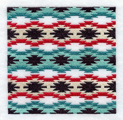 native american rug quilt block 1 4 block lg