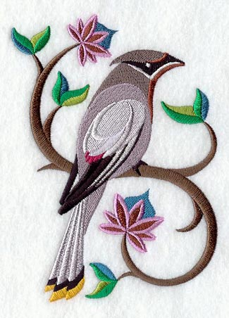 Unusual Machine Embroidery Designs   Modern World Home Interior ...
