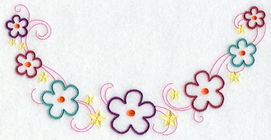 Simple Designs For Embroidery