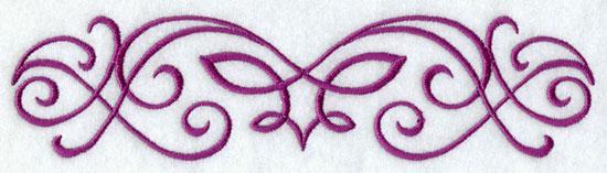 Simple swirls border pixshark images galleries
