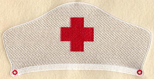 Nurses Hat Template