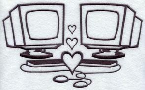 Love bytes.