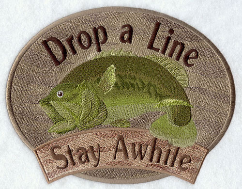 Drop a Line - Stay Awhile sampler.