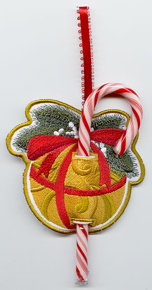 Candy Cane Christmas Ornaments