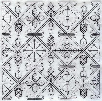 Geometric Embroidery Patterns 1000 Free Patterns