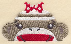 sock monkey instructions printable