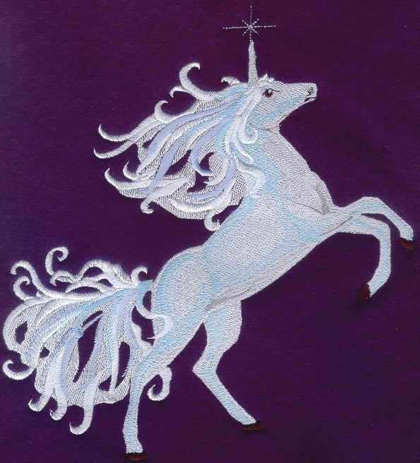 UNICORN EMBROIDERY
