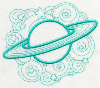 Machine embroidery designs at embroidery library outer for Space embroidery patterns