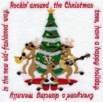 Gc5hn79 P P S Rockin Around The Christmas Tree Traditional Cache