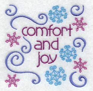 comfort and joy 