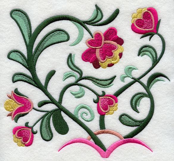 Дизайны для вышивальных машин