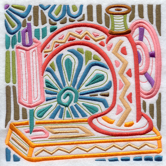 MACHINE EMBROIDERY DESIGNS by aHey