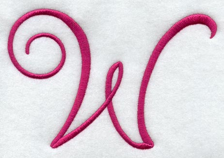 The Top Tattoo Letter Makers  |The Letter W Designs