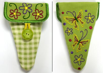 Antique Sewing Needle Cases - Collector Information | Collectors