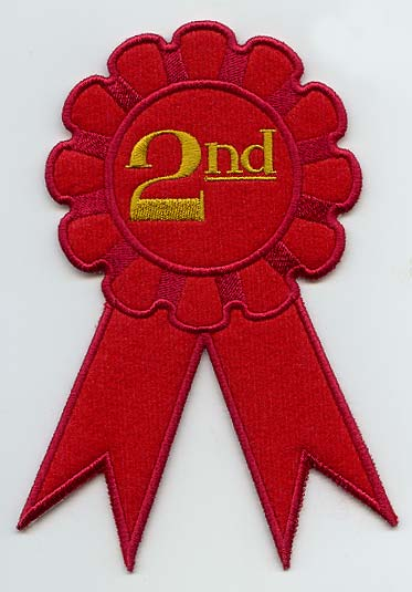 Watch more like 2nd Prize Ribbon Clip Art
