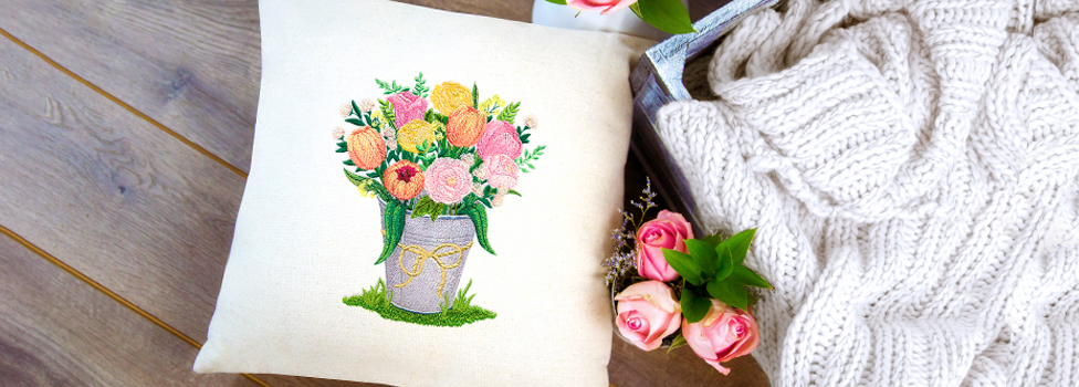 Embroidery Library - Spring Has Sprung Sale!