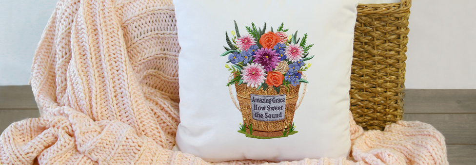 Embroidery Library - Embroidered Blessings Sale