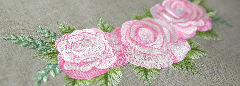 Embroidery Library - Chic & Refined Sale