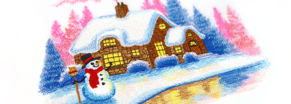 Embroidery Library - Holiday Happiness Sale!