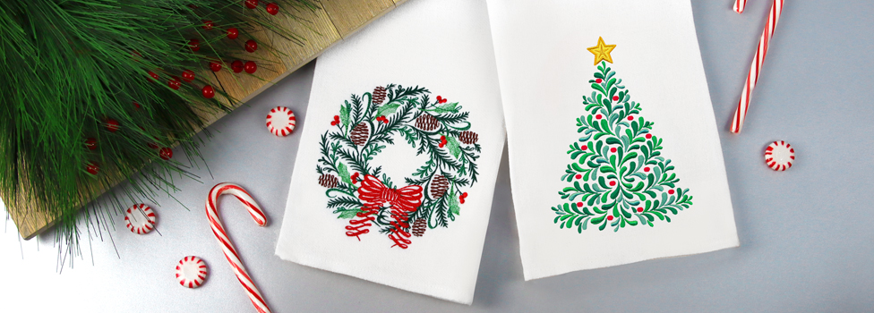 Embroidery Library - Crafted for Christmas Sale!