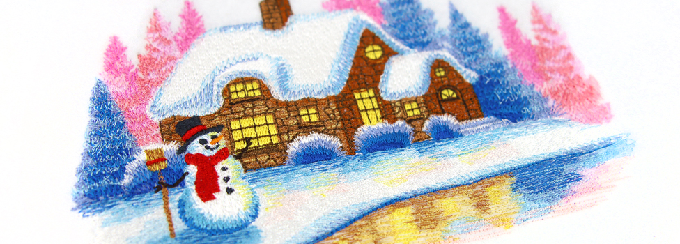Embroidery Library - Cozy Christmas Sale!