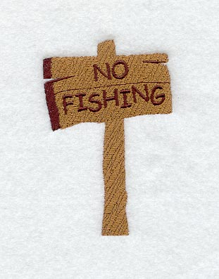 Machine Embroidery Designs at Embroidery Library! - No Fishing