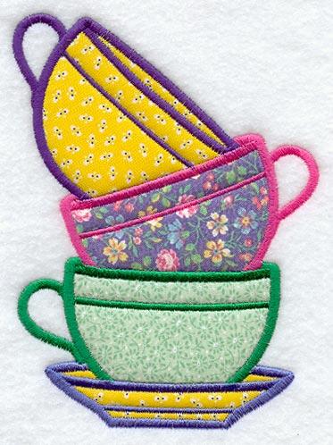 Teapot Applique Pattern Free Appliq Patterns