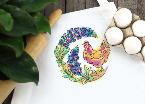 Embroidery Library - Im-peck-able Savings Sale!