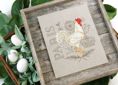 New Kick It With Chickens Inspiration Studio