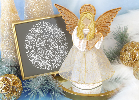 New: Bless Christmas Designs