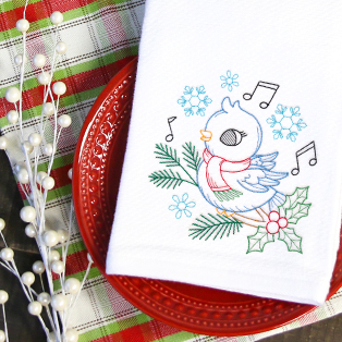 Featured Pack: Christmas Playful Woodland Pals