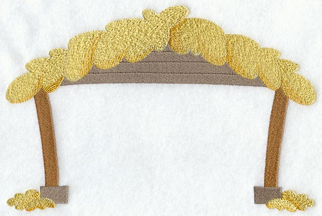 Christmas Stable Background.Machine Embroidery Designs At Embroidery Library