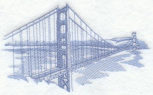 Golden Gate Bridge (Toile)