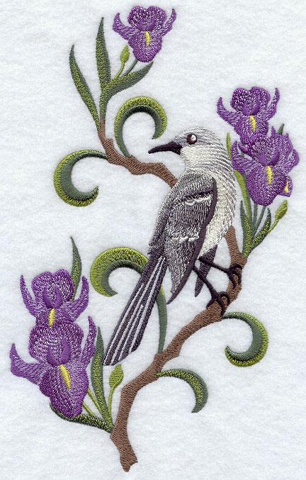 Tennessee Mockingbird And Iris Medley