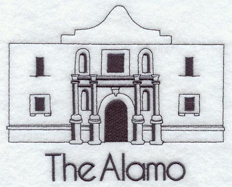 alamo battle coloring pages - photo#24