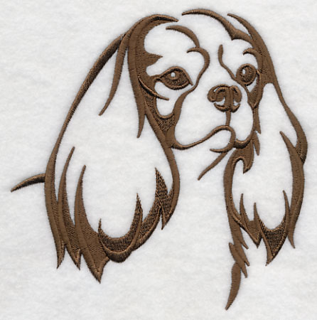 Cavalier King Charles Spaniel Dog PDF instant download | Etsy | 450x446