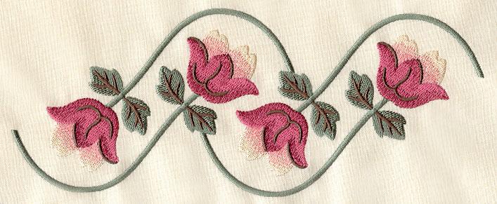 My Garden Embroidery Designs