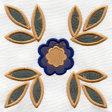 Machine embroidery designs at embroidery library embroidery library focus on a flower applique dt1010fo
