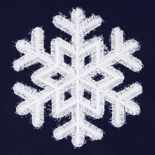 Request of the Week - Snowflake Fringe