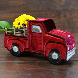 3D Classic Retro Truck Tutorial
