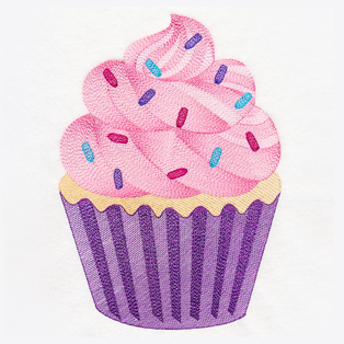 Request of the Week - Contour Cupcake