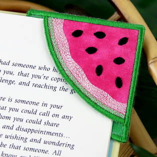 New! Fruit Slice Bookmarks